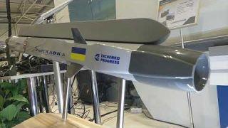 Новітнє озброєння України - надзвукова авіаційна ракета Блискавка